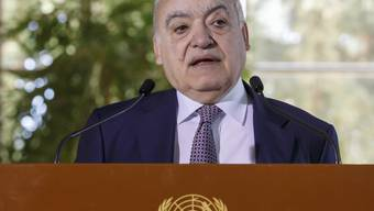 Die libyschen Konfliktparteien haben sich grundsätzlich zu einem Waffenstillstand bereit erklärt, wie der Uno-Sondergesandte Ghassan Salamé bekannt gab.
