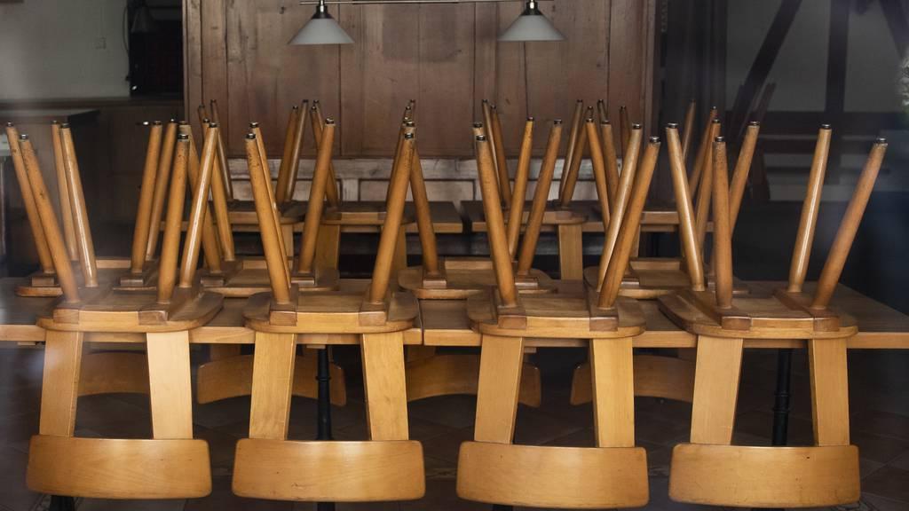 St.Galler Regierung bereitet Lösung für Gastro-Branche vor