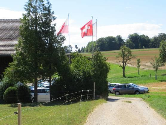 Der Getreidespeicher von der Bürgergemeinde Liestal