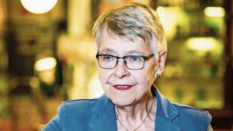 Klara Obermüller: «Ich weiss nicht, ob ich gelassener bin als andere.»