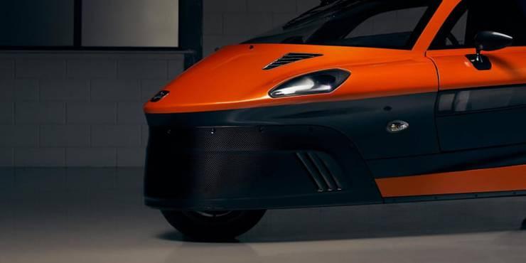 Um möglichst viel Gewicht einzusparen, wird viel Carbon in die PAL-V Liberty Pioneer Edition verbaut.