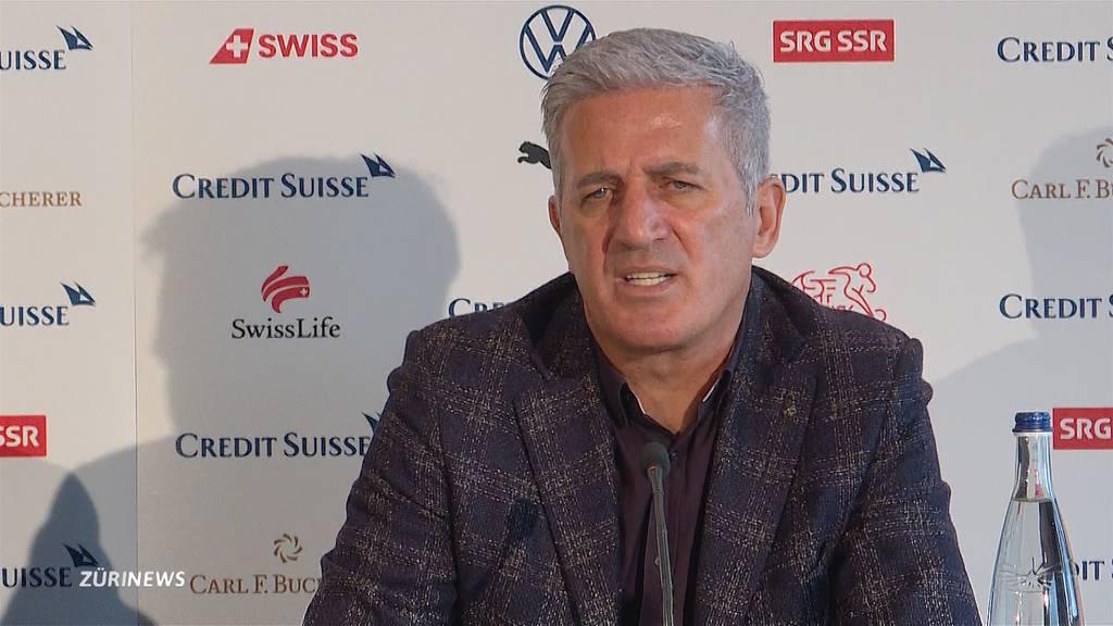 Trotz Arsenal-Drama: Petkovic steht hinter Xhaka