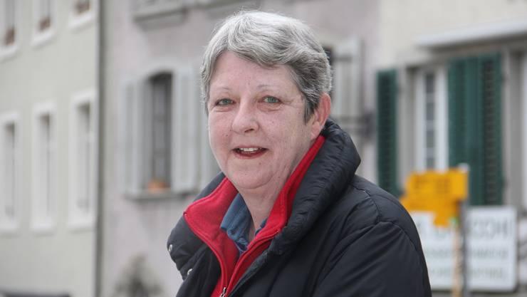 Erste Stadträtin: Silvia Haug.