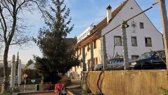 Im «Schwanen» in Oeschgen soll nach dem Willen des Besitzers die Wirtetätigkeit im kommenden August zu Ende gehen.  zvg