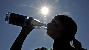«Viel Wasser trinken sowie Körper und Wohnung kühl halten», empfehlen die Experten.