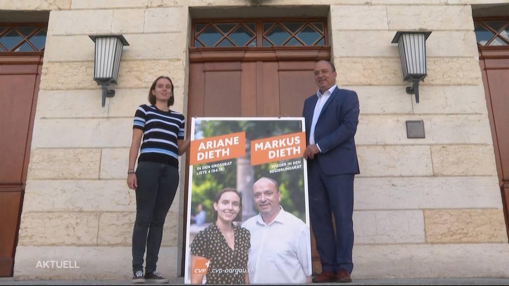 Eltern und Kinder in der Politik: Aargauer Familien kandidieren für den Grossen Rat