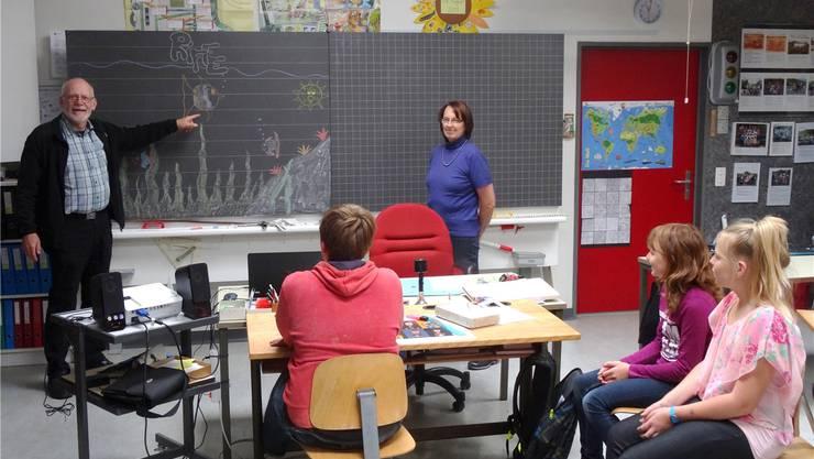 Bernhard und Edith Hehlen beenden heute Mittwoch offiziell ihre eindrückliche Lehrerkarriere in Herznach.