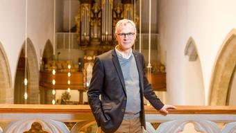 Kirchenratspräsident Christoph Weber-Berg: «In Zeiten von Abstands- und Hygienevorschriften merken wir noch mehr als sonst, wie sehr wir menschliche Nähe brauchen.»