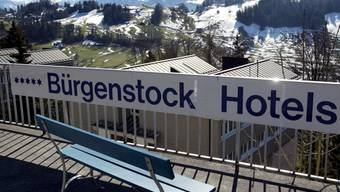 Die Übernachtungen in Schweizer Hotels sind im Januar nach einem Rekord im Vorjahr zurückgegangen. (Symbolbild)