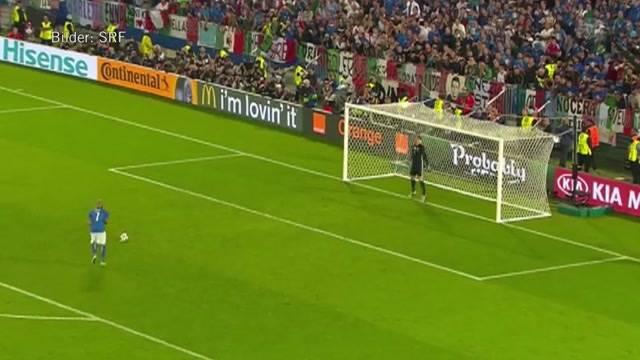 Italiens Penalty-Deppen