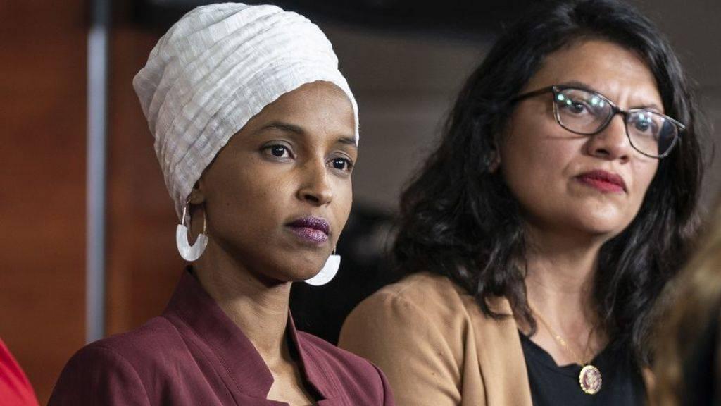 Israel untersagt muslimischen US-Abgeordneten die Einreise