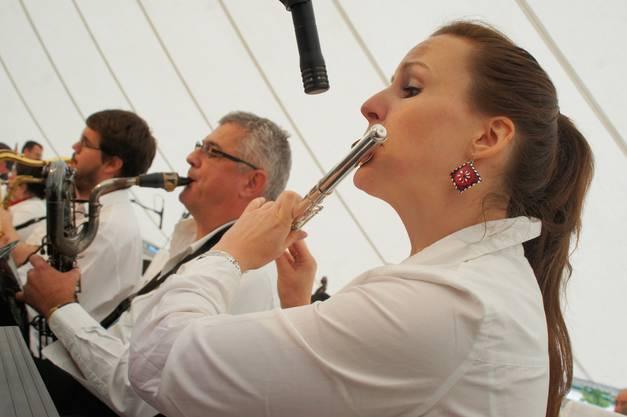 Ebenfalls von der Jura Big Band - Sophie Veyd