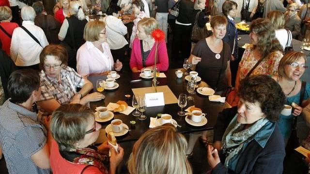 Rund 1400 Frauen trafen sich in Luzern zum 100. Jubiläum des Schweizerischen Katholischen Frauenbundes