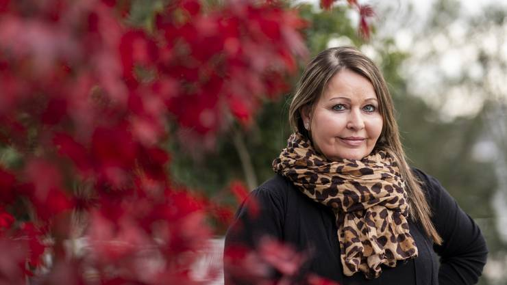 Marlis Bösiger fühlt sich nicht nur in Uitikon wohl. Sie reist auch öfters in die USA.