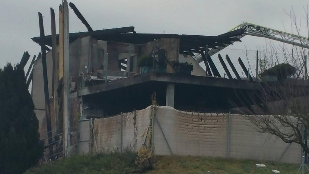 Explosion in Gansingen: Ursache ist bekannt