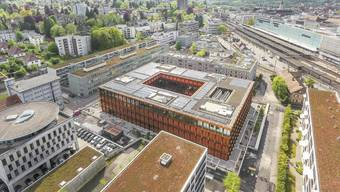 Aarau: Das neue Hirn des Stromnetzes