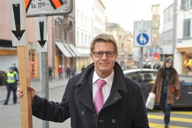 Basels Gewerbedirektor Gabriel Barell steht zunehmend isoliert da, heisst es im politischen Umfeld des Verbands.