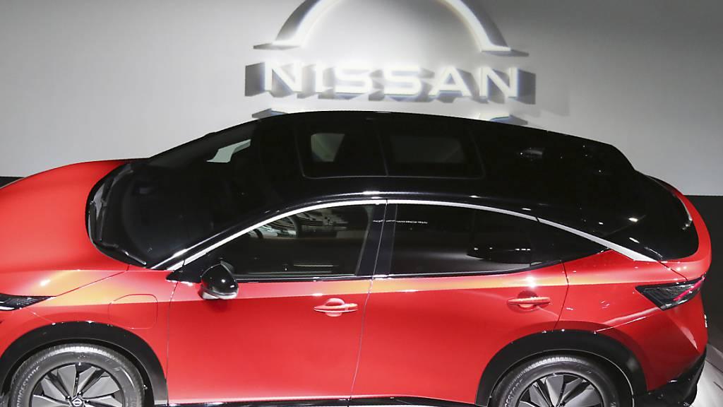 Nissan rechnet mit weiteren Verlusten