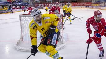 Nach fünf Niederlagen in Serie gelingt dem SC Bern in Rapperswil-Jona ein Befreiungsschlag