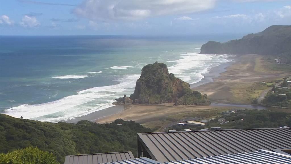 Keine grosse Flutwelle: Tsunamiwarnung in Neuseeland aufgehoben
