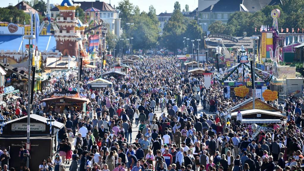Oktoberfest, Wiesn