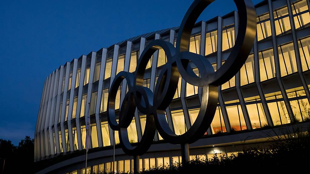 IOC wegen Tokio 2020 in Kontakt mit der WHO