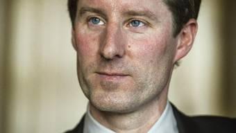 Der Fraktionschef will die Richterwahlen selber richten: Thomas Aeschi. (key)