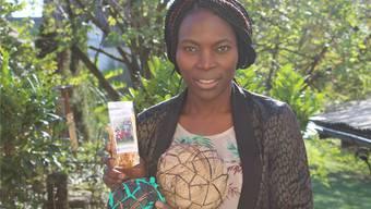 Alles, was Harriet Suter mit ihren Aktionen verdient, ist für «ihre» Kinder in Uganda. Natasha Hähni