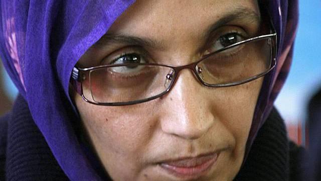 Menschrechtsaktivistin Aminatu Haidar