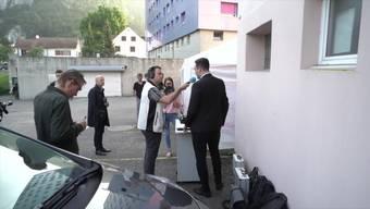 """Es sein ein politischer Entscheid, meint Valentin Zuber vom Komitee """"Moutier ville jurassienne"""" im Interview mit Keystone-SDA."""