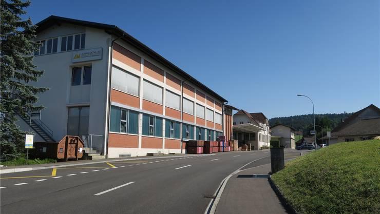 Im Aufwind: Der Betrieb der Adrian Michel AG in Schmiedrued-Walde. fdu
