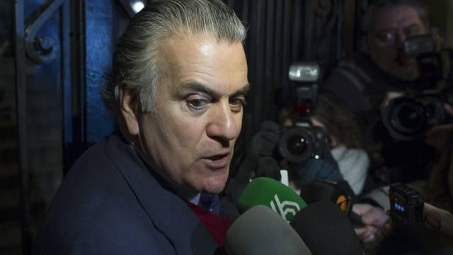 Ex-Schatzmeister Bárcenas drohen 42 Jahre Haft (Archiv)