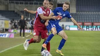 Spielt künftig für den FC Basel: Pajtim Kasami (links).