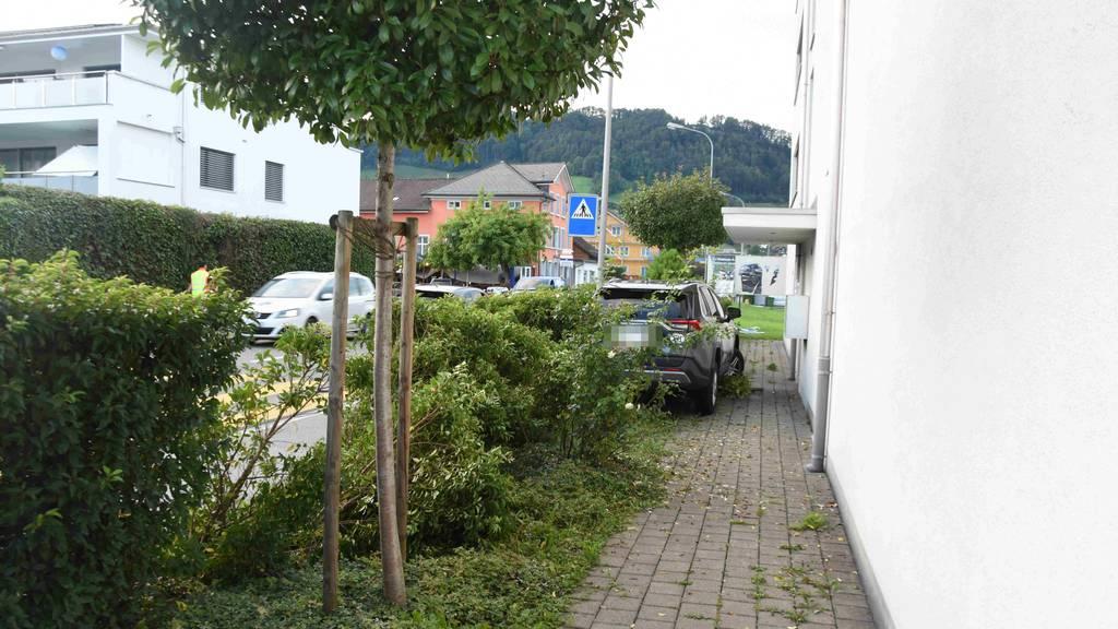 Der Unfall ereignete sich am Freitagabend um kurz vor 19 Uhr.