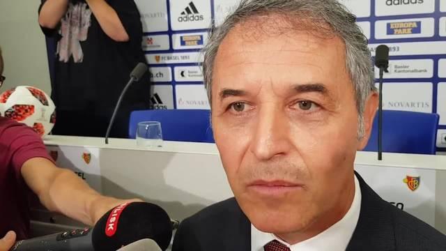 Marcel Koller über seine neue Aufgabe beim FC Basel.