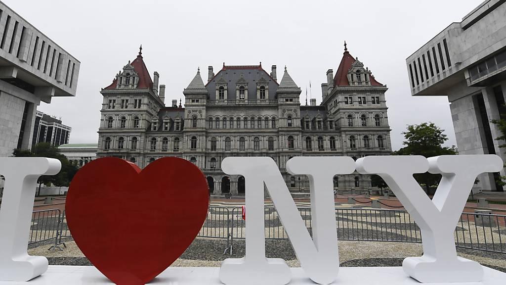 Erfinder des «I love New York»-Logos gestorben