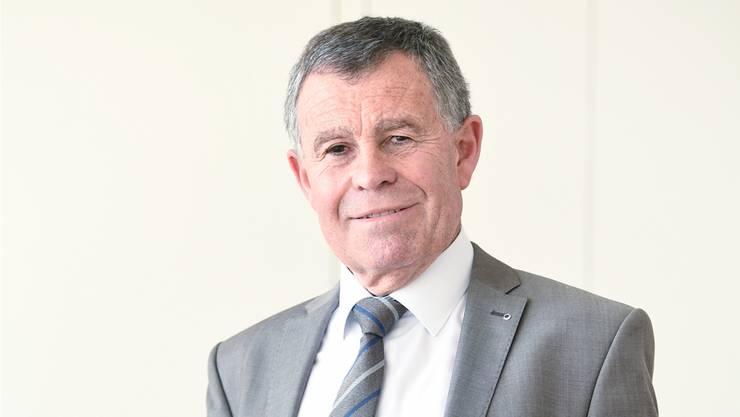 Finanzdirektor Ernst Stocker (SVP).Madeleine Schoder