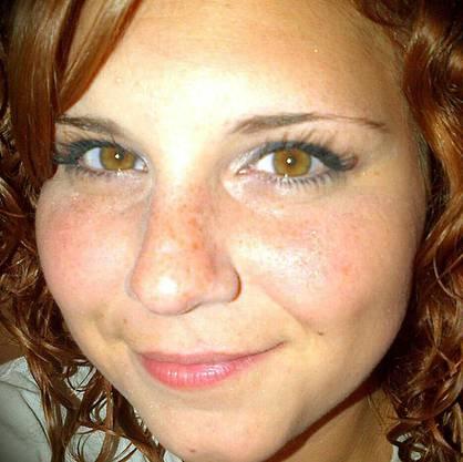 Heather Heyer, das Opfer von Charlottesville.