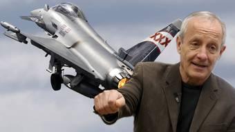 Peter Pilz: «Ich rate der Schweiz sehr davon ab, mit der Firma Eurofighter Geschäfte zu machen und sich von ihr betrügen zu lassen wie wir Österreicher. Lasst die Finger von Eurofighter, kann ich nur sagen!»