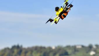 Drohnen sollen in den USA analog zu Autos mit einem Kennzeichen versehen werden, damit die Besitzer sofort identifiziert werden können. (Symbolbild)