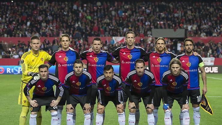 Der FC Basel trug massgeblich dazu bei, dass die Schweiz Platz 12 im UEFA-Ranking verteidigen konnte
