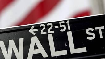 Guter Endspurt an der Wall Street (Archiv)