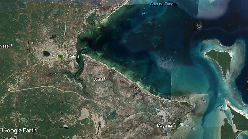 IS bekennt sich zu blutigem Angriff auf Küstenstadt in Mosambik