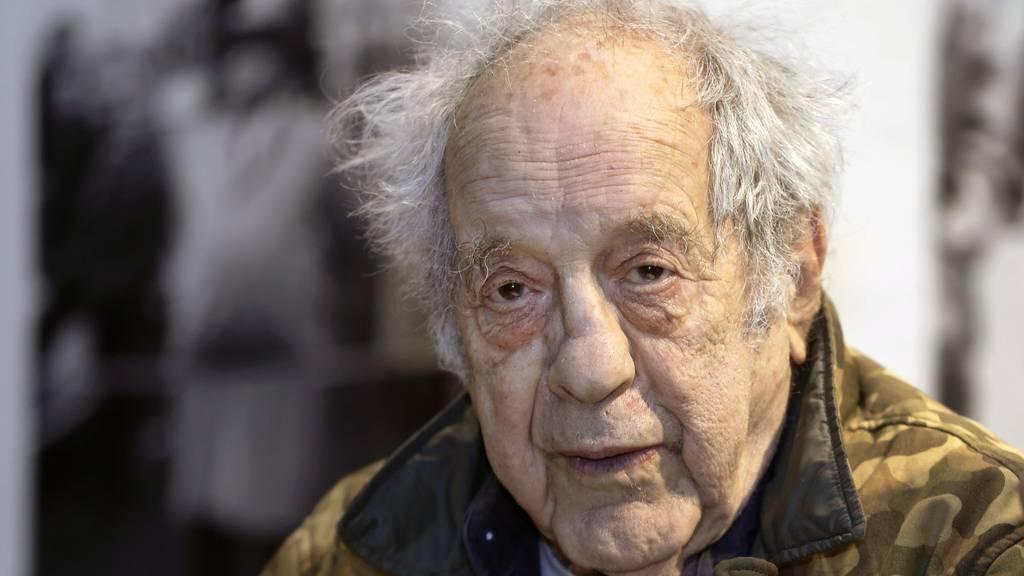 Fotograf Robert Frank mit 94 gestorben