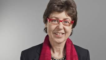 CVP-Nationalrätin Kathy Riklin (Archiv)