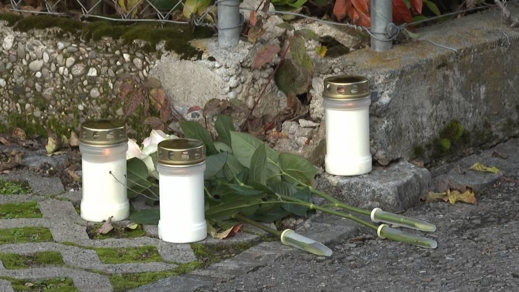 Nach Tötungsdelikt in Buchs: Anwohner sind schockiert