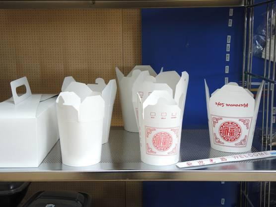 Die Pacovis AG handelt mit Einwegverpackungen für die Gastrobranche.