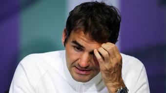 Roger Federer schreibt von einem sehr schwierigen Entscheid, den er fällen musste.