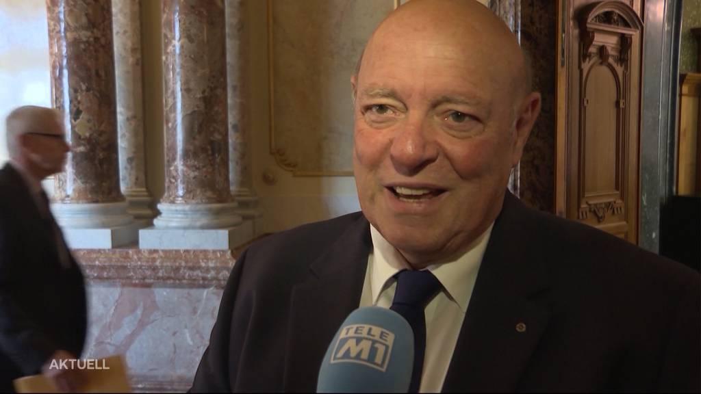 Politiker-Portrait: Ueli Giezendanner