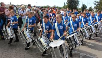 Zentralschweizerisches Jungtambouren- und Jungpfeiferfest Oberentfelden